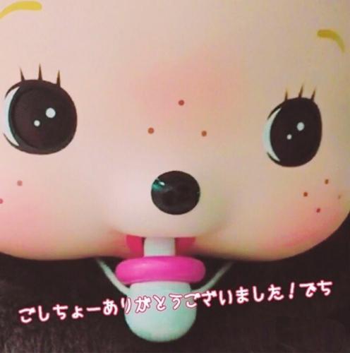 Бэбичичи 15 см девочка в розовом слюнявчике