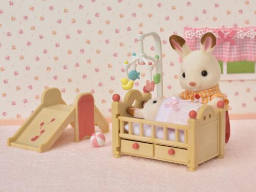 Набор детская комната и горка