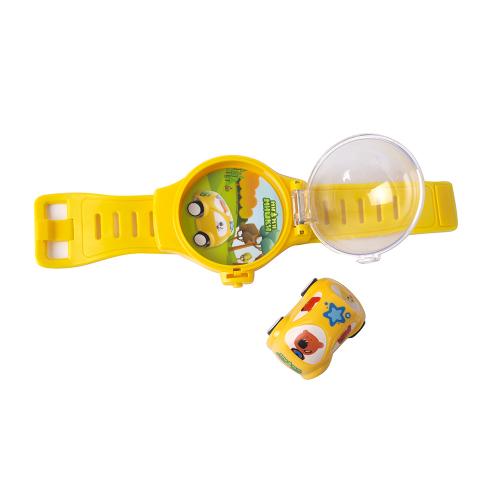 Игровой набор  МИ-МИ-МИШКИ,  Кеша, инерционная машинка в  жёлтых  часах.