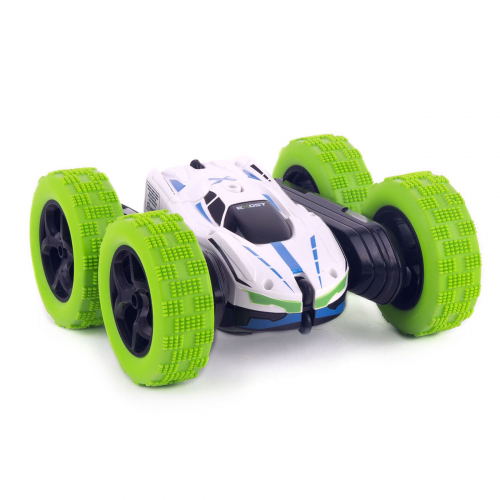 Машина Шторм на р/у 1:18 зеленая
