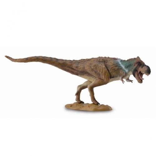 Тираннозавр на охоте, L