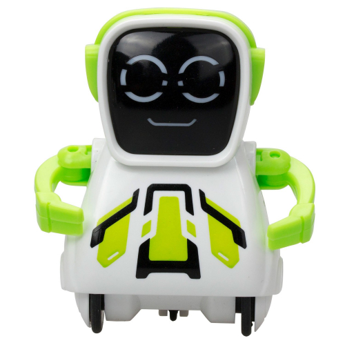 Робот Покибот зеленый