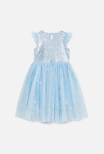 Платье детское для девочек Arizona голубой. ACOOLA