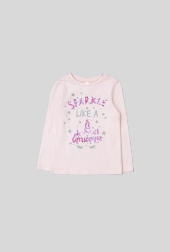Джемпер детский для девочек Memfis светло-розовый. ACOOLA