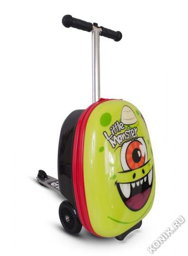 Самокат-чемодан Monster