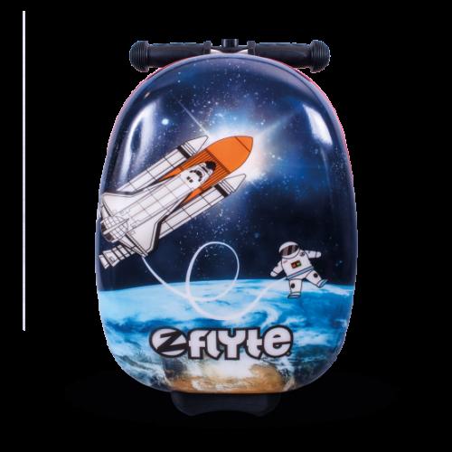 Самокат-чемодан Космонавт
