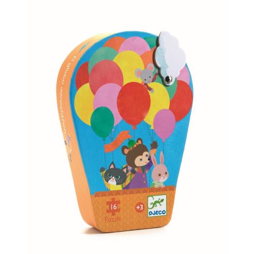 Пазл Воздушный шар