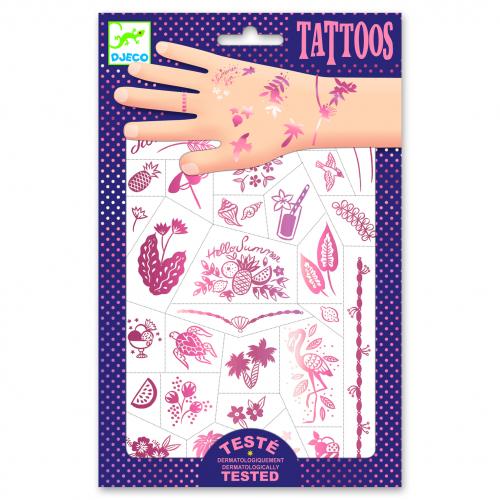 Татуировки Лето