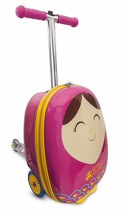 Самокат-чемодан Betty