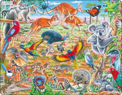 FH45 - Дикие животные Австралии