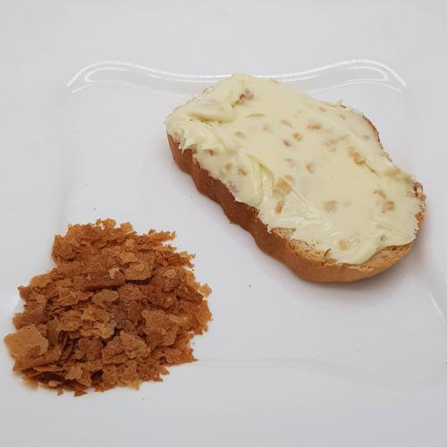 Белый крем с хрустящей вафлей Caravella Crunch Ciocco Avorio