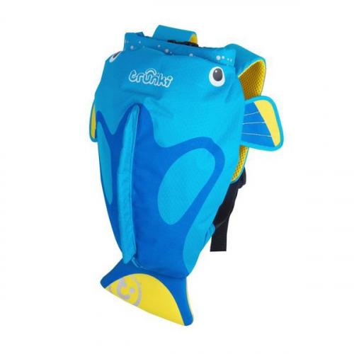 Рюкзак для бассейна и пляжа Коралловая рыбка, голу