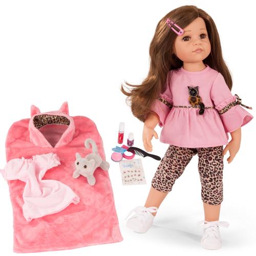 Кукла Ханна, собирается в гости, 50 см