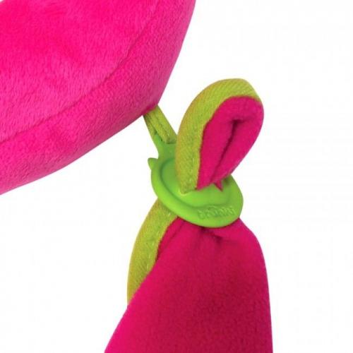 Подголовник Yondi Bert розовый