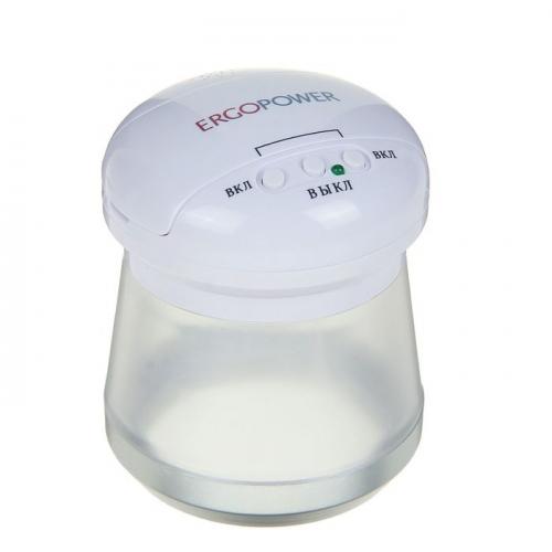 Стерилизатор для бутылочек Ergopower ER UV05, UV, таймер 5 мин, 3хААА