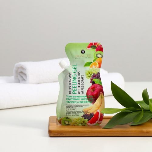 Отшелушивающий гель Skinlite с фруктовыми кислотами