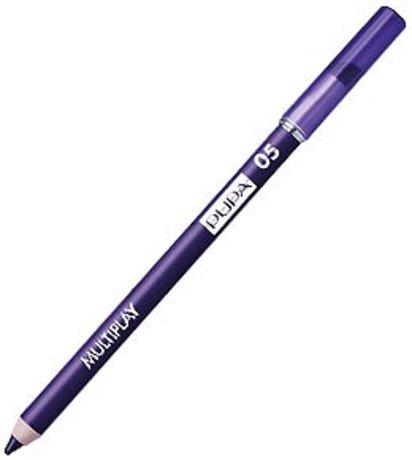ПУПА карандаш д/глаз  МУЛЬТИПЛЭЙ т.05 яркий фиол.  тестер