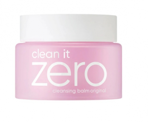 Бальзам для удаления макияжа для комбинированной кожи ZERO RESIDUE MAKE-UP REMOVING BALM