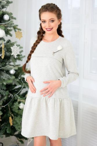 Платье для беременных и кормящих ZIMA Код товара: 1888