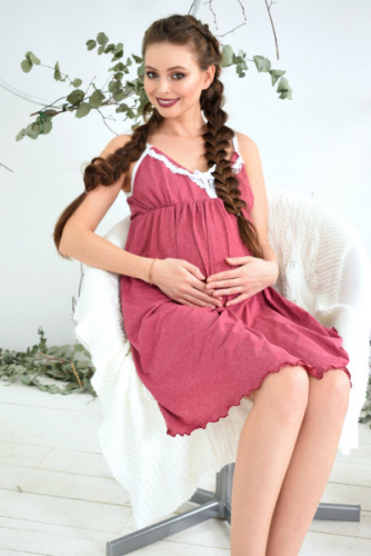 Сорочка для беременных и кормящих Код товара: 1891