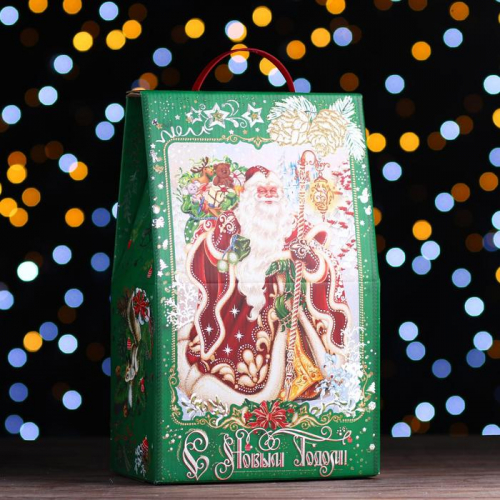 Новогодний подарок «Заснеженное царство» МГК 1900 г