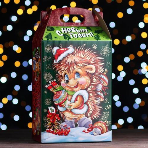 Новогодний подарок «Новогодняя кладовка» 2000 г