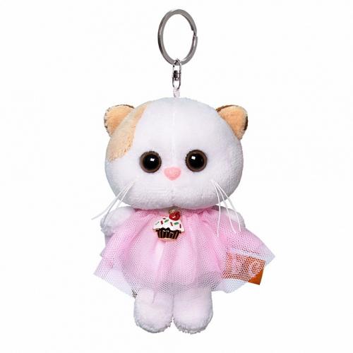 Кошечка Ли Ли в платье брелок
