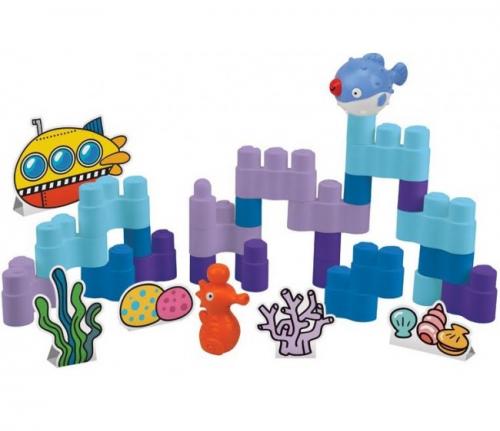 Игровой набор конструктор Подводный мир