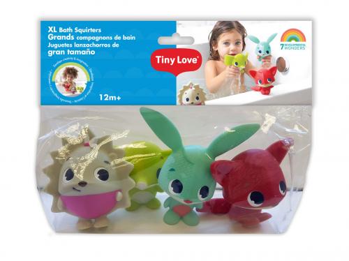 1  шт. доступно/(576) Набор игрушек пищалок для ванны