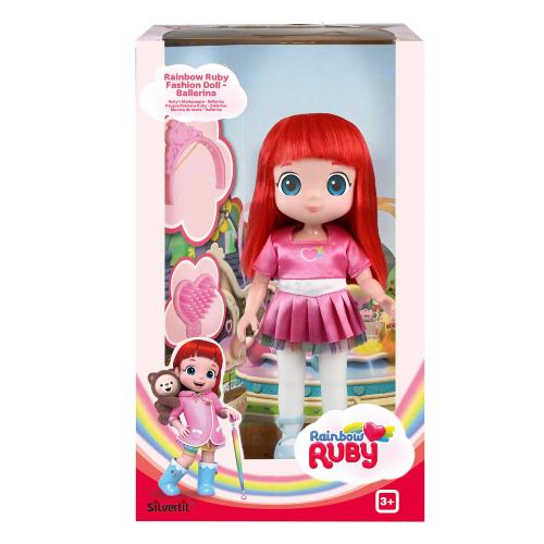 2  шт. доступно/Кукла Руби Балерина