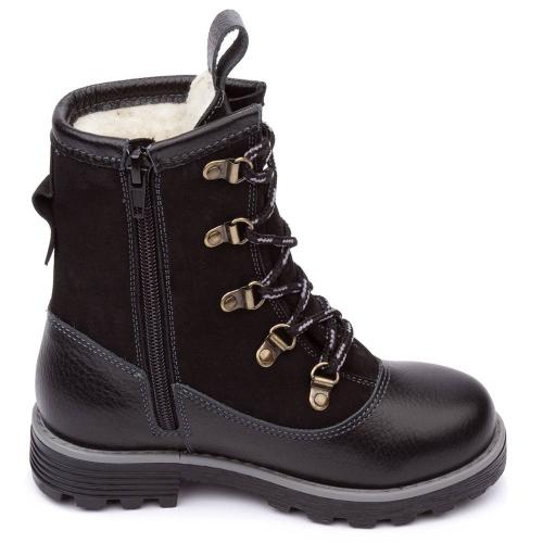 Ботинки зимние для девочки FT-23023.20-WL01O.02