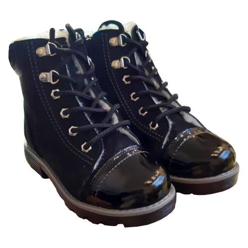 Ботинки зимние для девочки FT-23024.21-WL01O.01