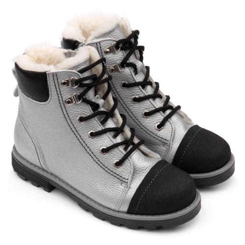 Ботинки зимние для девочки FT-23024.21-WL17O.01