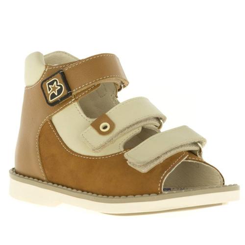 Туфли открытые для девочки SO-265(19)