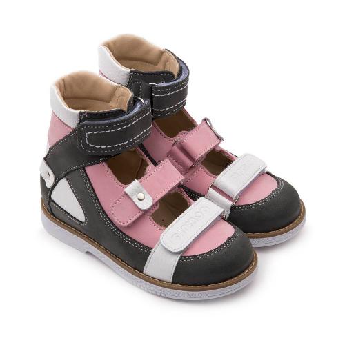 Туфли открытые для девочки FT-25011.23-OL05O.01