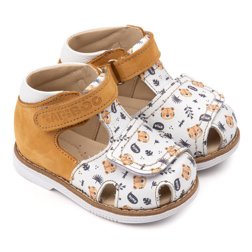 Туфли открытые для мальчика FT-26021.20-OL46O.01
