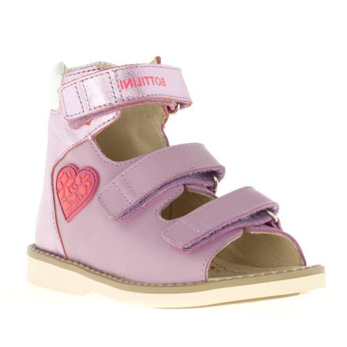 Туфли открытые для девочки SO-264(2)