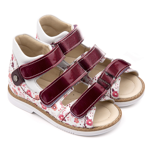 Туфли для девочки FT-26028.20-OL06O.01