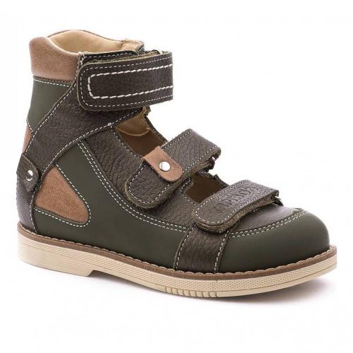 Туфли открытые для мальчика FT-25011.23-OL10O.01