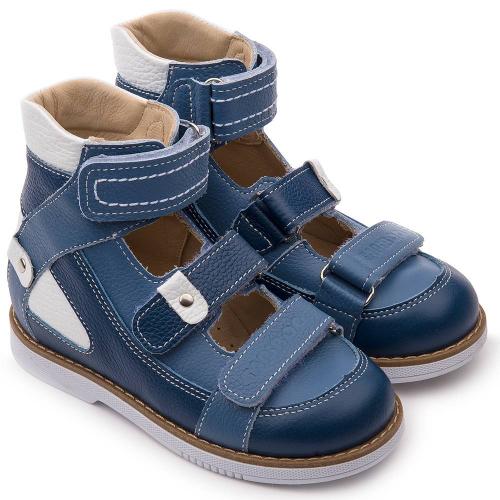 Туфли открытые для мальчика FT-25011.23-OL08O.01