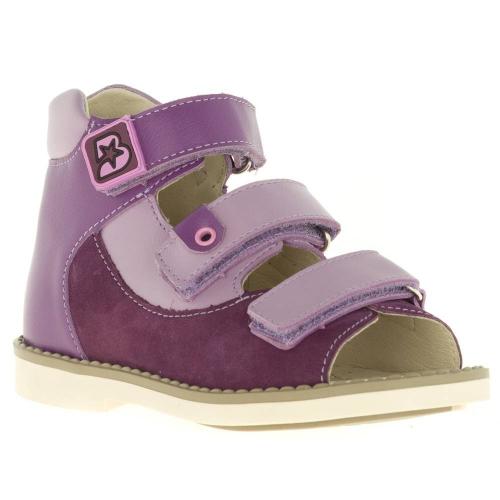 Туфли открытые для мальчика SO-265(4)