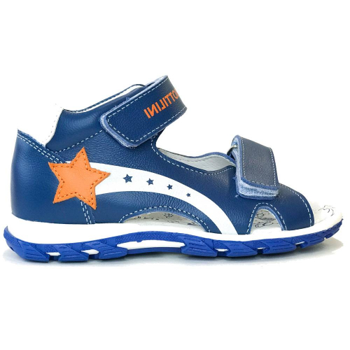 Туфли открытые для мальчика SO-267(1)