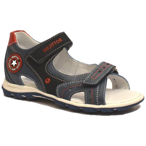 Туфли открытые для мальчика SO-137(1)