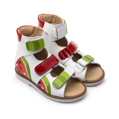 Туфли открытые для девочки FT-26015.18-OL03O.01