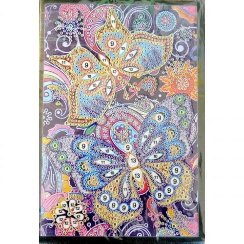 Ежедневник - алмазная мозаика