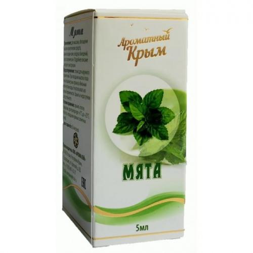 100% Натуральное Эфирное Масло МЯТЫ 5мл Ароматный Крым