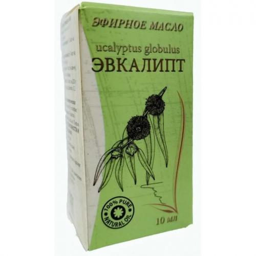 Масло эфирное ЭВКАЛИПТ 5мл
