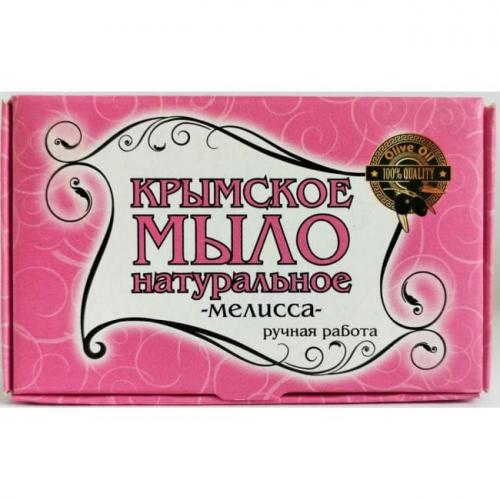 Крымское мыло большое Мелисса