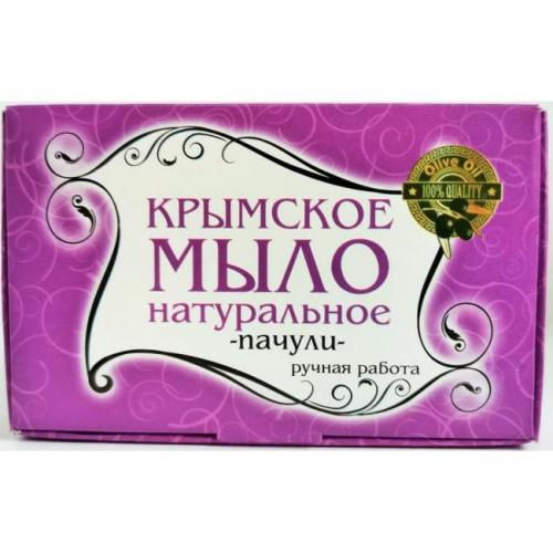 Крымское мыло среднее Пачули