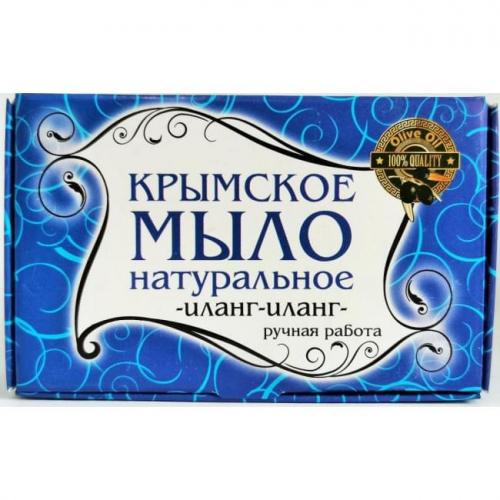 Крымское мыло большое Иланг-Иланг